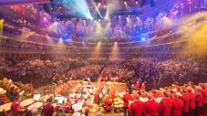 Salvation Army at the Royal Albert Hall