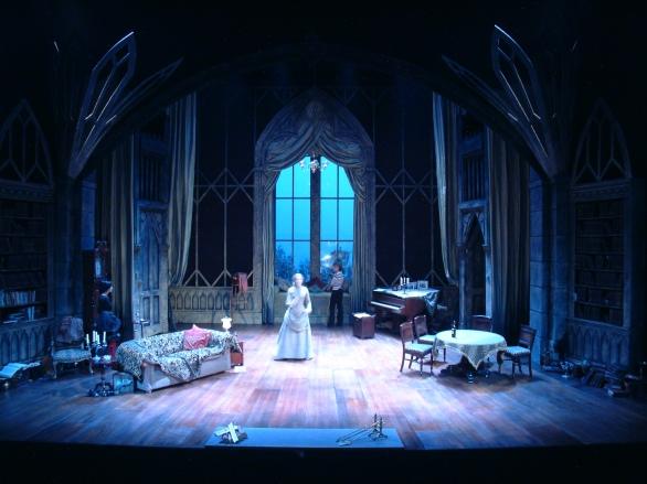 Abandonment Yorkl Theatre Royal