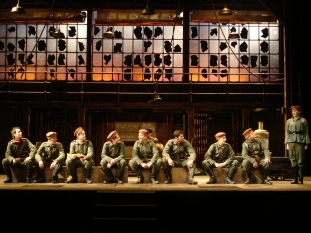 All Quiet on the Western Front Nottingham Playhouse & UK National Tour