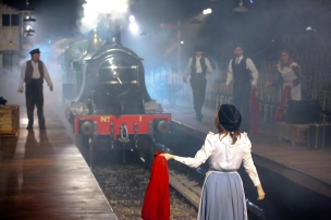 Railway Children - London Waterloo, Kings Cross & York Railway Museum