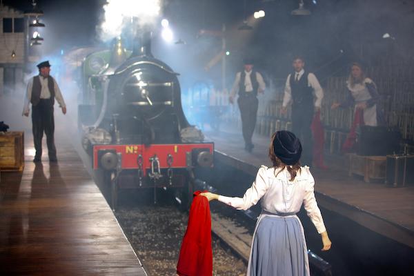 Railway Children - London Waterloo, Kings Cross & York Railway Museum