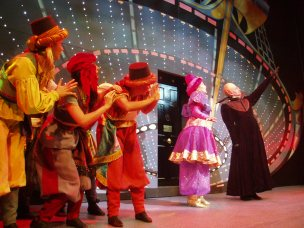 Sinbad the Sailor York Theatre Royal