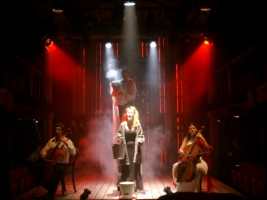 Sweeney Todd - Broadway, West End, UK & US National Tours